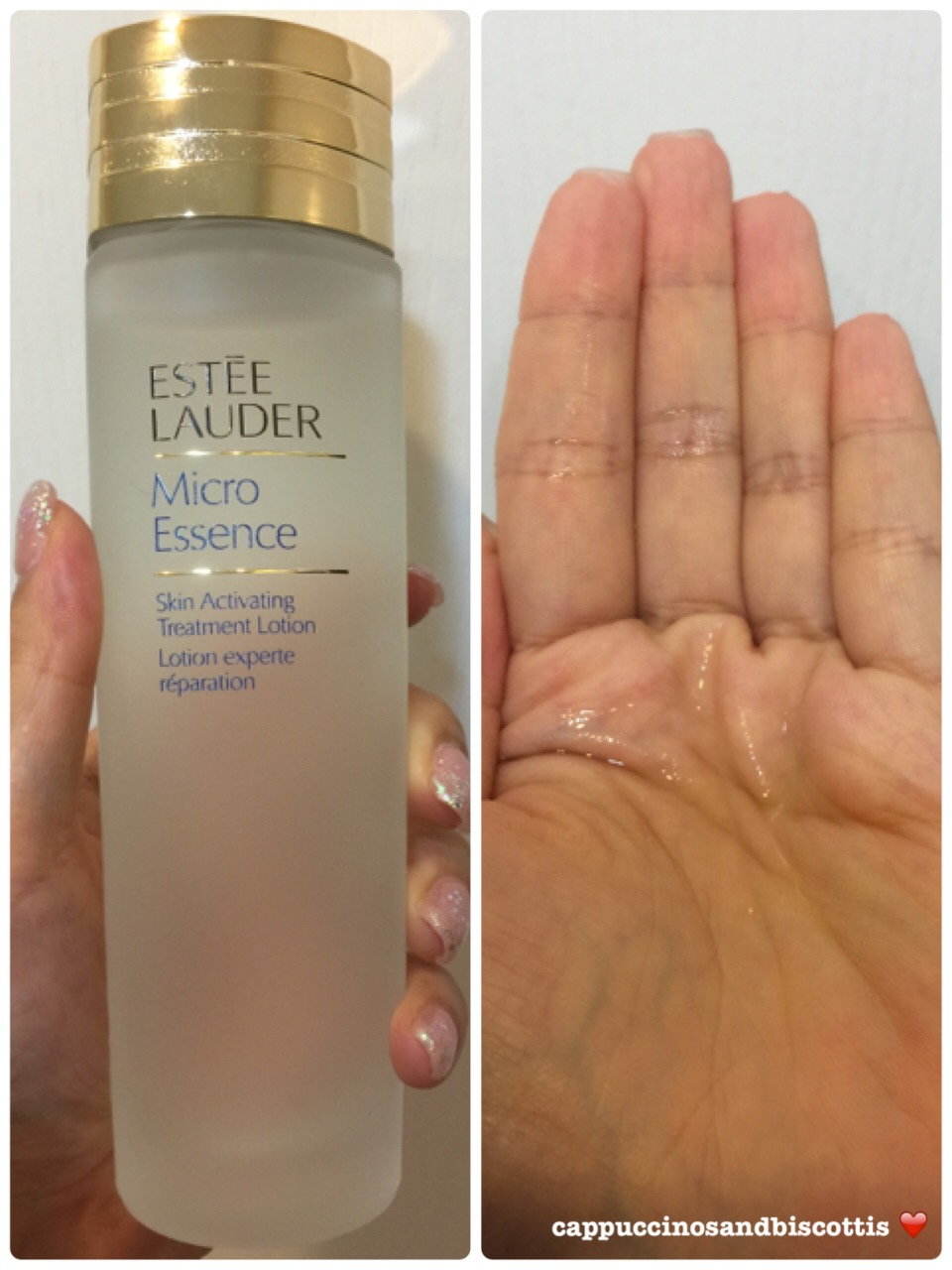Estee Lauder Micro Essence Skin Activating Lotion Review Cappuccinos And Biscottis