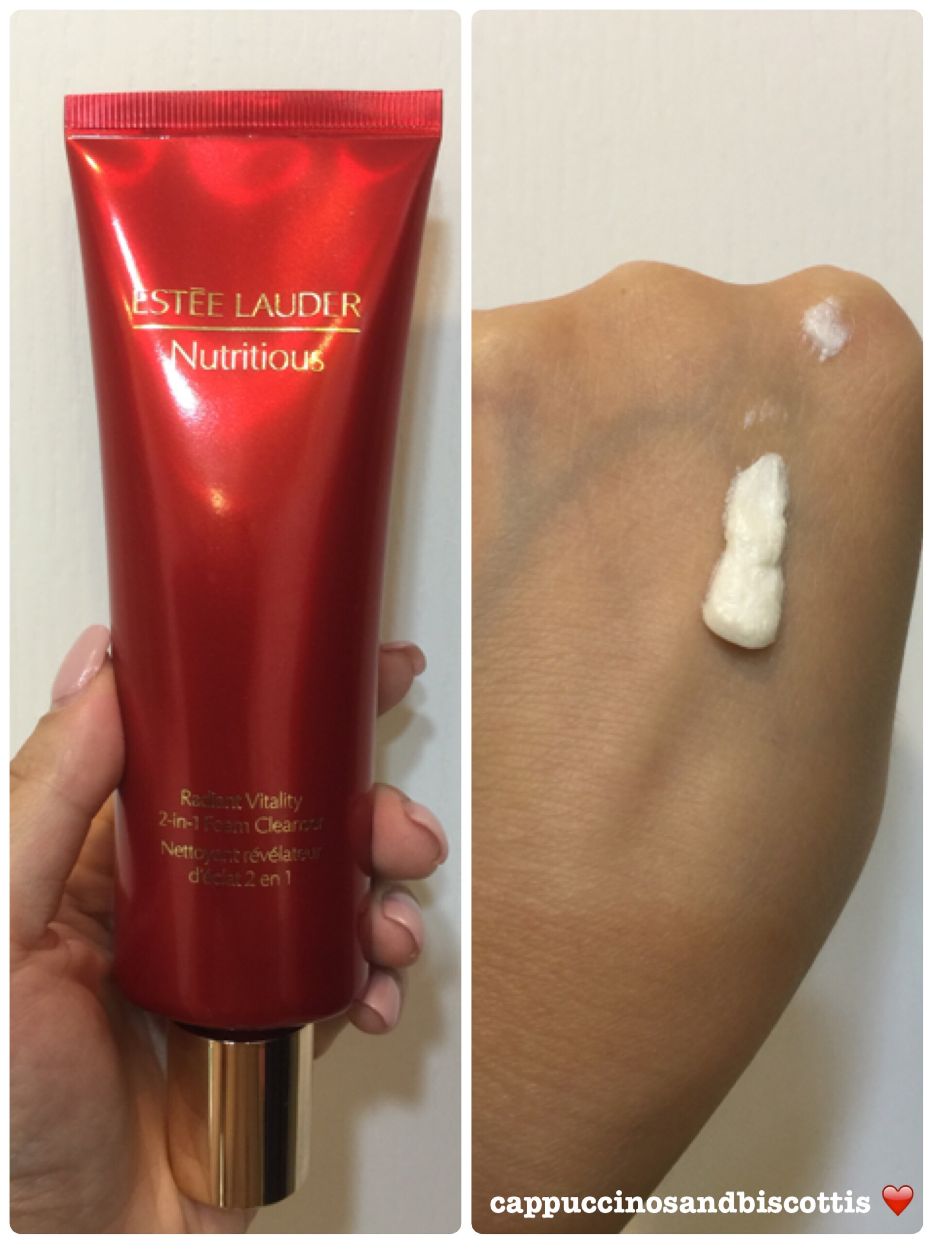 Nutritious Radiant Vitality 2-in-1 Foam Cleanser by Estée Lauder #17