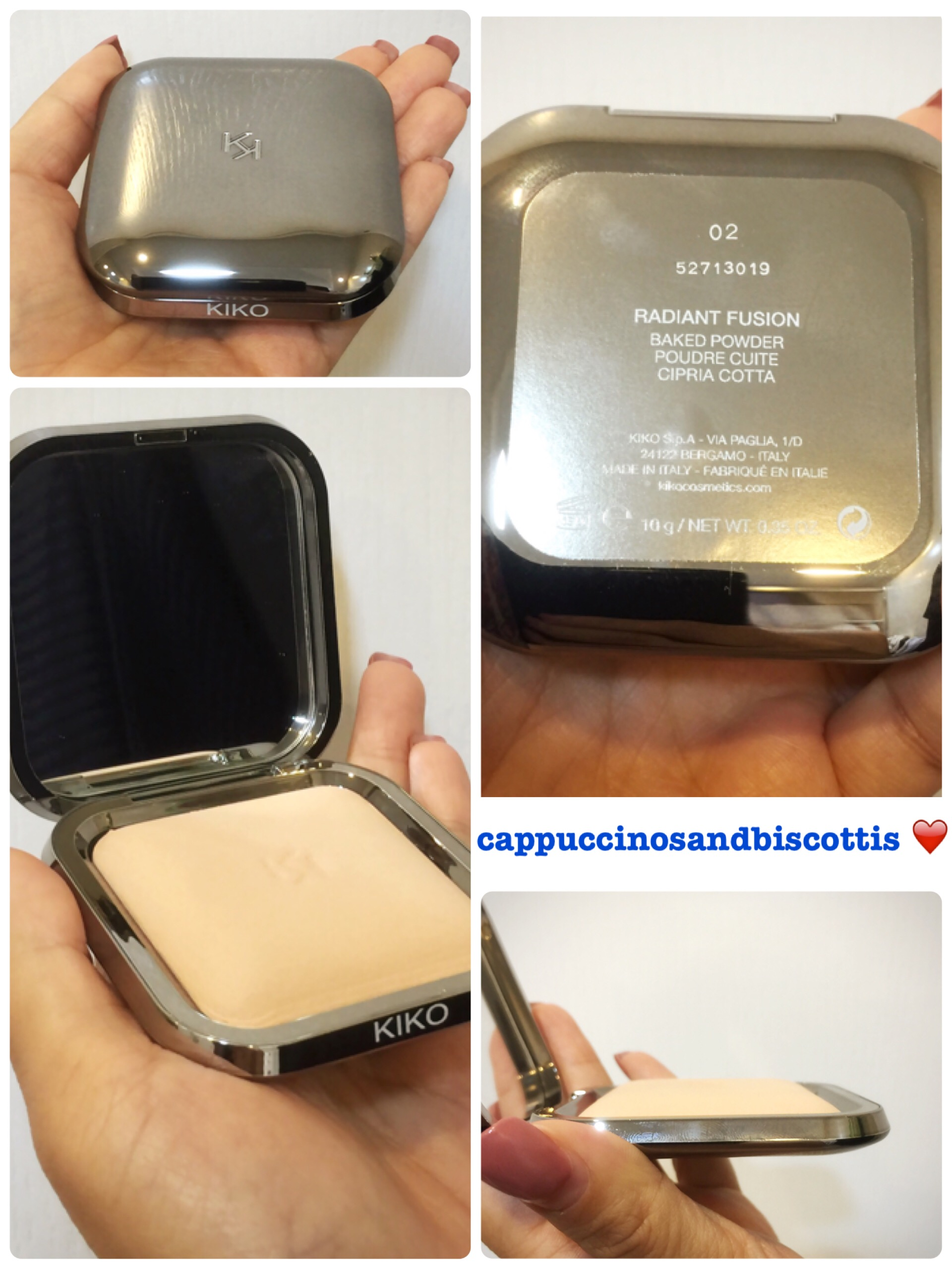 Eye Makeup boots botanics eye makeup remover : Kiko Radiant Fusion Baked Powder Review u2013 cappuccinos and ...