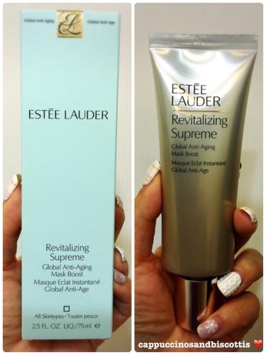 estee lauder revitalizing supreme mask