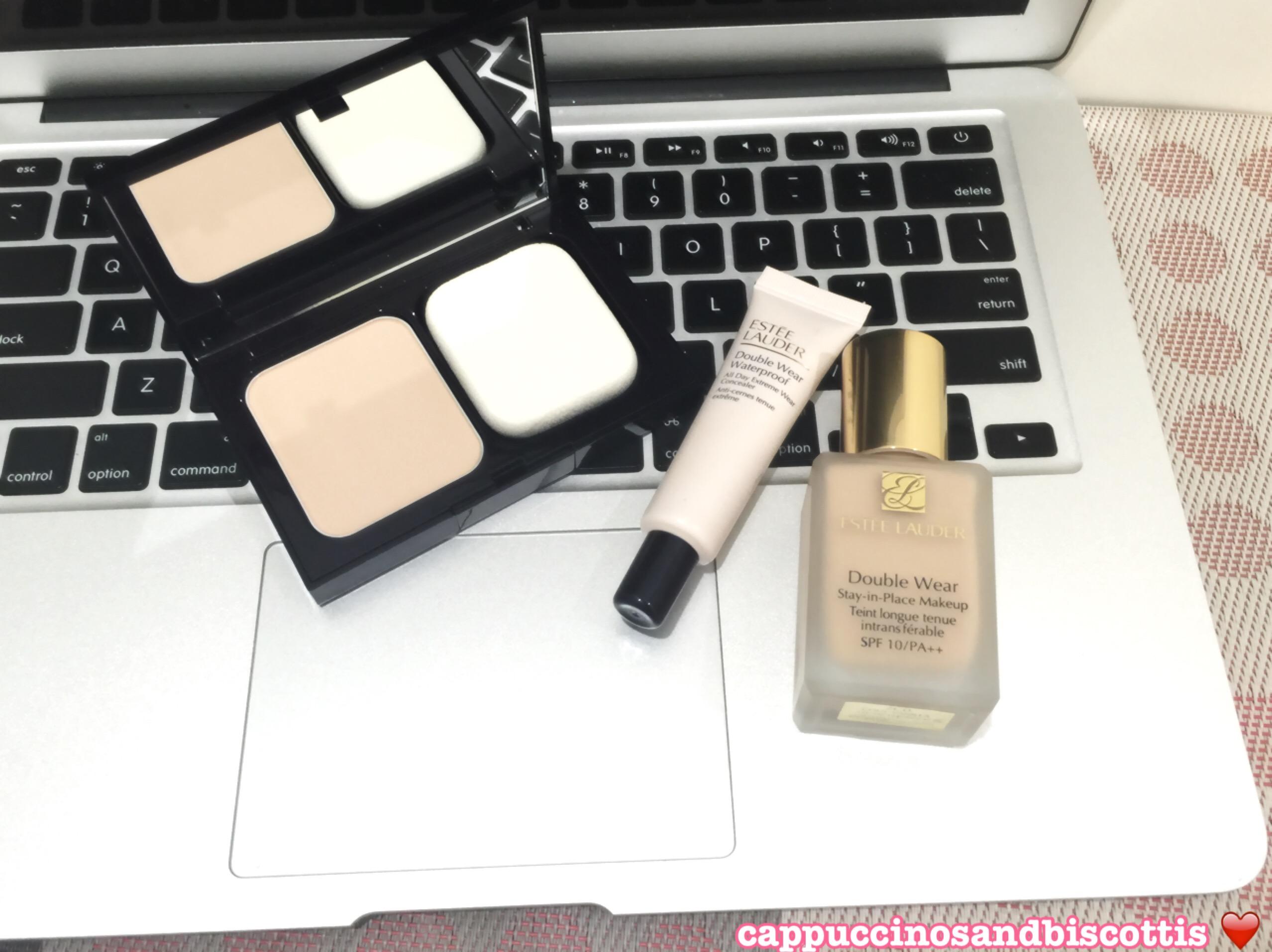 Eye Makeup boots botanics eye makeup remover : My newest love: Estu00e9e Lauder Double Wear Series ...